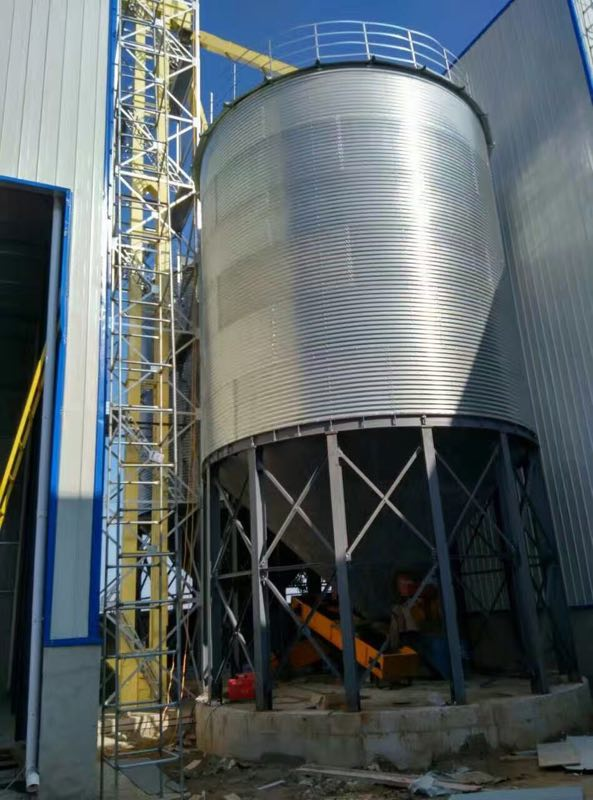 Steel Grain Silo