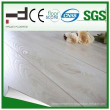 8mm & 12mm Eir Light Yellow Oak High Quality Drop Lock Laminate Flooring