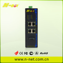 High Quality for Industrial Gigabit Switch POE 10/100/1000m Industrial unmanaged switch with poe supply to India Suppliers
