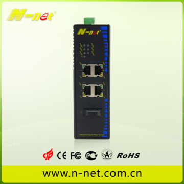 Personlized Products for Industrial Gigabit Ethernet POE Switch, Industrial Gigabit POE Switch, Industrial Gigabit Ethernet Switch Wholesale from China 10/100/1000m Industrial unmanaged switch with poe supply to Japan Suppliers