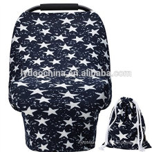 For Breastfeeding Moms Stretchy 5-in-1 Carseat Canopy nursing cover