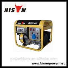 BISON 168f Gerador de gasolina portátil de qualidade confiável de três fases