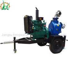 Non-Clogging Self-Priming Sewage/ Trash/ Clean Water Pump