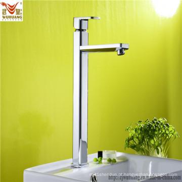 Misturador de bacia de pico alto para banheiro