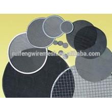 Extrusor pantallas Polímero