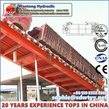 Multi Stage Hydraulic Cylinder for Unloading Platform
