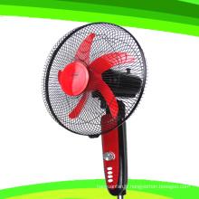 Ventilateur solaire de ventilateur de support de 12 lames de CC de 5 lames de 16 pouces (SB-S5-DC16Q)