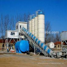 2014 CE certificados 75m3 mezcla de hormigón listo disposición de la planta y planta de hormigón listo para la venta