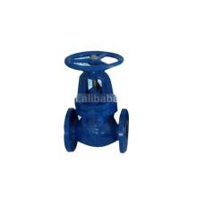 pn100 dn80 pneumatic actuator heavy duty brass globe valves pneumatic valves