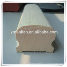 Main courante en chêne rouge / main courante de qualité fine et prix raisonnable
