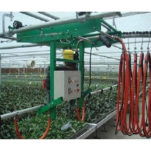 Hanging Double Arm Self-Propelled Spray Irrigation Waterwheel