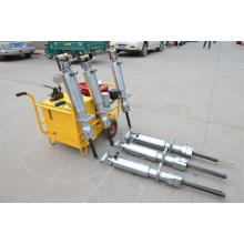 Diesel angetriebene Hydraulikspalter für Granitfelsen