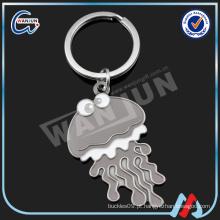 Personalizado morrer cut octopus keychain