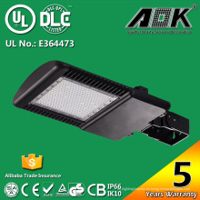 Luz de la porción del estacionamiento del LED 130lm / W