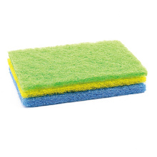 Multiple Application Durable Colorful Cleaning Scouring Pads