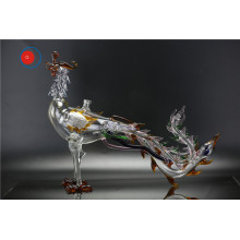 New Design Thermal Resistance Glass Craft Phoenix Revival