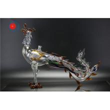 Neue Design Thermische Beständigkeit Glas Handwerk Phoenix Revival