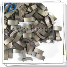 Renforcer le segment de coupe de coupe de foret de béton pour le foreur de trou de segment de noyau