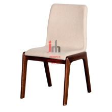 Cream Fabric Dining Chair