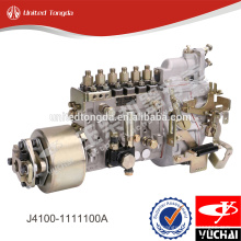 YC6J yuchai fuel injection pump J4100-1111100A