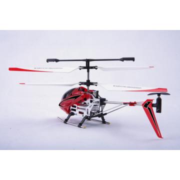 Nuevos juguetes 3.5CH RC helicóptero con giroscopio (rojo)