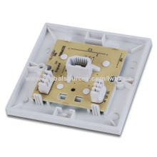 Wall Plate, Suitable for Many Kinds of Modular Jack and Multimedia Interface