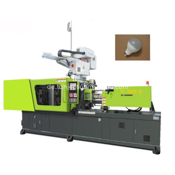 LED-Lampengehäuse Rotary Blowing Injection Moulding Machine