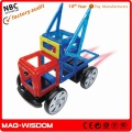 Toys Bricks Magnetic Car