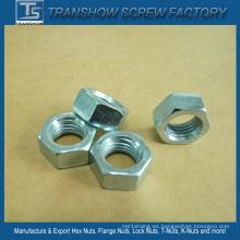 Proveedor de China Precio bajo DIN934 tuercas hexagonales