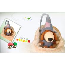 Accessoires de fête de chien de Noël