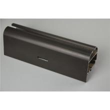 Perfil de extrusão de alumínio / alumínio para polimento / luz brilhante