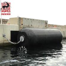 Customized size yokohama foam filled fenders marine bumpers