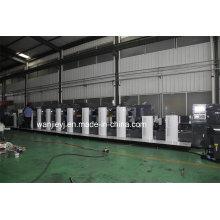PS De máquina de impressão de etiquetas de Plater (WJPS-350)
