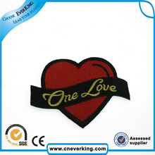 Garment Accessories Security Embroidery Arm Patches Badge