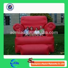 Réplicas modèle intéressant Canapé gonflable commercial, chaise gonflable, trône gonflable
