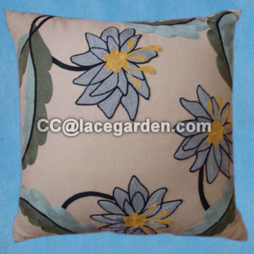 Embroidery Cushion
