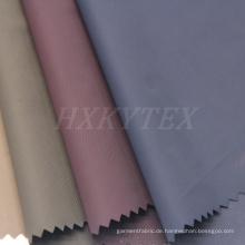40d Twill Nachahmung Memory-Polyester-Gewebe für Daunenmantel
