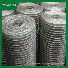 Высококачественные сварные сетчатые панели SS316 / рулоны (Китай производитель)