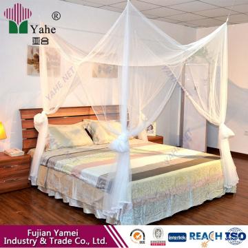 Moustiquaire bricolage suspendue 4 affiches Canopy Mosquito Net