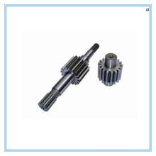 China Custom Auto Lathe Gear Shaft
