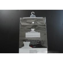 Bolsa de plástico personalizada para la ropa (bolsa de PVC)
