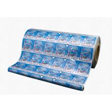 Película de rollo Yoghourt / Película de leche líquida / Película plástica para alimentos
