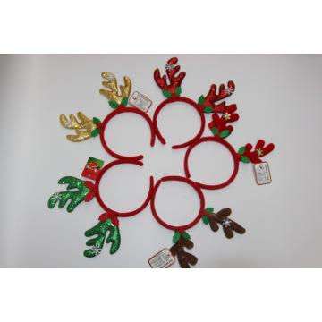 Produtos de Natal feitos à mão de lã para sua árvore de Natal