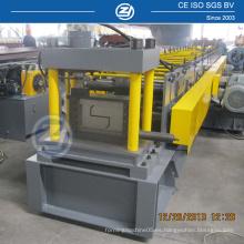 Máquina de laminado de rodillos europeos Standard Z Purlin