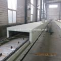 Farbe Stein beschichtet Dachziegel Maschine in Hebei professionelle Herstellung besten Preisen