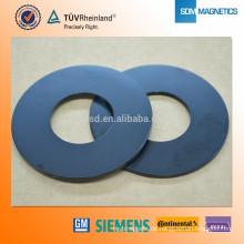 Professionelle kundenspezifische Bogen Magnet Block Magnete für Verkauf SmCo Ring Magnete