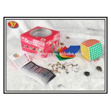 YongJun YJ 7x7x7 7 capas cubo mágico del rompecabezas para la forma de la almohadilla de la promoción