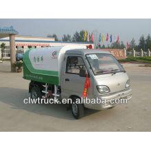 ChangAn mini caminhão de lixo hermético