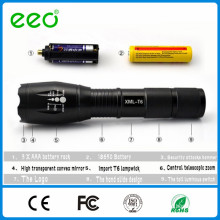 5W Recargeable led flashlight , rechargeable led torch