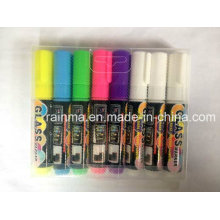 Высококачественный флуоресцентный маркер для белого / черного / LED / Car / Glass Board
